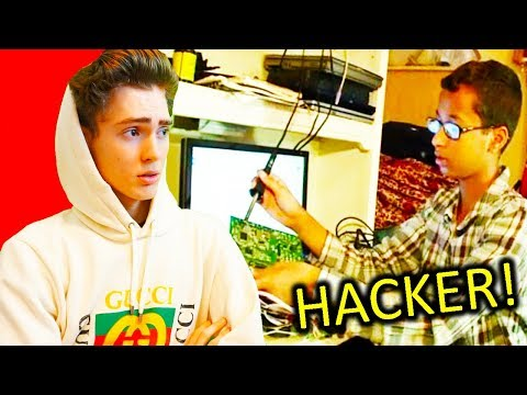 HE HACKED MY ROBLOX ACCOUNT! *HE STOLE EVERYTHING*
