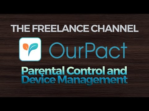 How to Enable Parental Control on Your Kids iPad - OurPact Tutorial