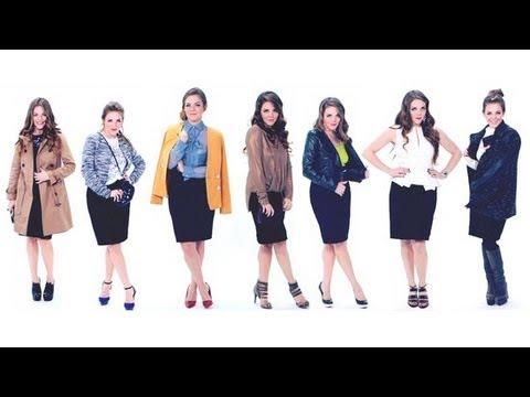 7 New Ways to Wear Your Black Pencil Skirt   Fashion Lookbook