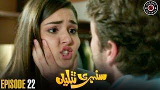Sunehri Titliyan | Episode 22 | Turkish Drama | Hande Ercel | Dramas Central