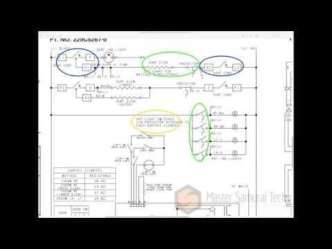 Troubleshooting a GE Range using the Tech Sheet: Webinar Excerpt