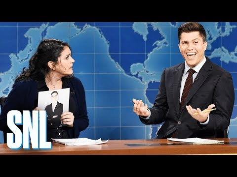 Weekend Update: Claire from HR - SNL