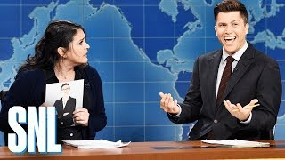 Download Weekend Update: Claire from HR - SNL Video