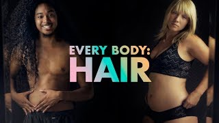 Download Five Strangers Get Undressed and Talk About Hair Video