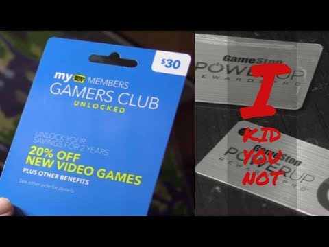 Why I Left GameStop PowerUp Rewards for Best Buy Gamers Club Unlocked - ENDED?