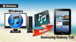 Itunes To Galaxy Tab How To Sync Music From Itunes To Samsung Galaxy