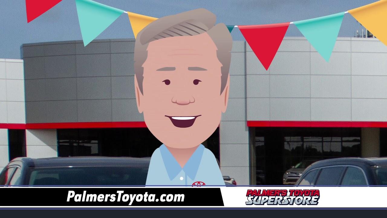 Palmer's Toyota Superstore - 25th Anniversary - Mobile, AL