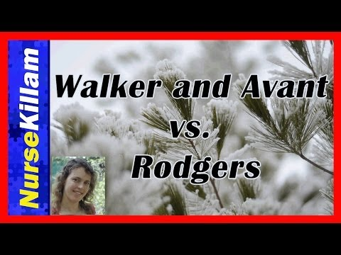 Concept Analysis: Walker and Avant's Traditional Approach vs. Rodgers' Evolutionary Method