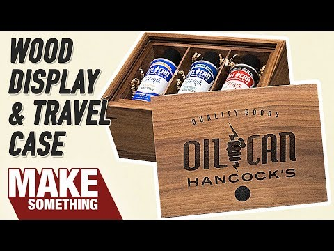 Multipurpose Drawer Organizer & Travel Case | Woodworking Project
