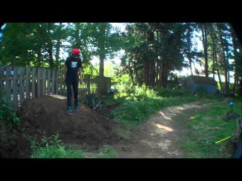 Dirt Jump Time Lapse