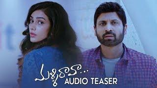 Malli Raava Movie Audio Teaser | Sumanth | Aakanksha Singh | #MalliRaavaTeaser | TFPC