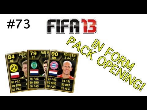 FIFA 13 Ultimate Team - PACK OPENING - Ep. 73