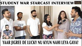 Student War de Episodes Kadon Aunge ? | Starcast Interview | DAAH Films