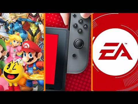 Smash Bros Switch a SEQUEL!? + Nintendo Switch Console BANS + EA Loses a Sports License