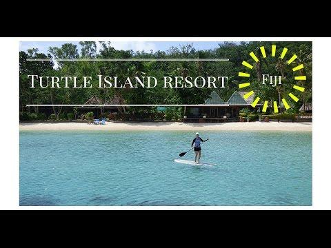Turtle Island Fiji Resort Tour