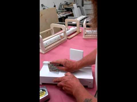 Plowboyz woodshop soap beveler/planer