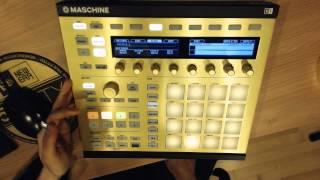 Download SUGA 의 Maschine mk2 review Video