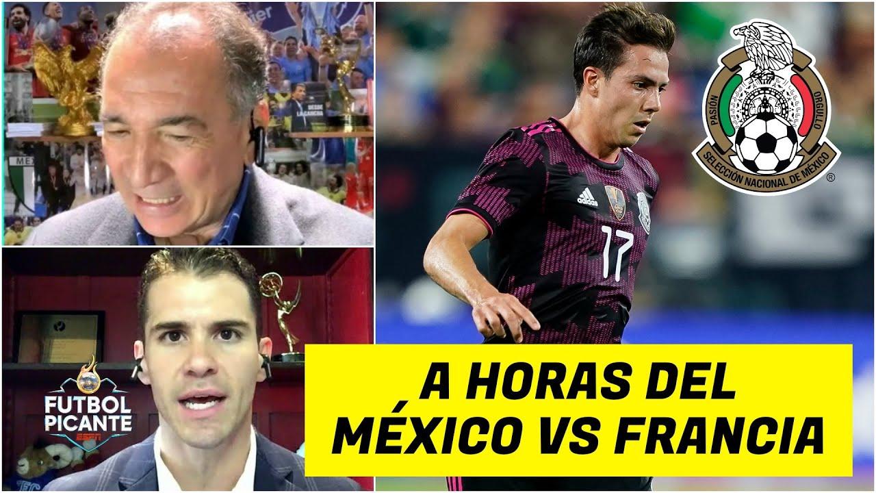 ¿ORO OLÍMPICO? Córdova lo DIJO. Primera Parada: México enfrenta a Francia. | Futbol Picante