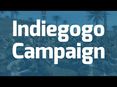 Indiegogo Campaign - Help me build a Total War Related Podcast & Website