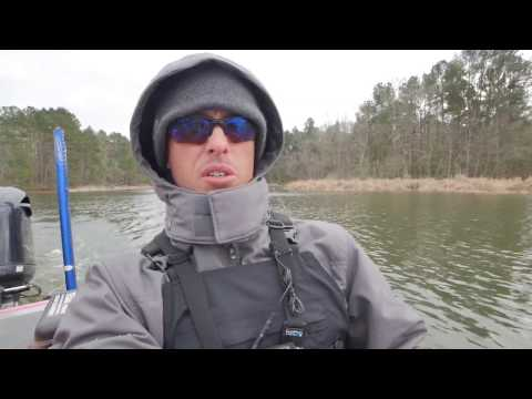 The Struggles of Pre Spawn Bass Fishing