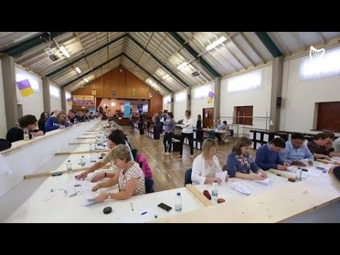 VIDEO: Roscommon Galway Referendum Count