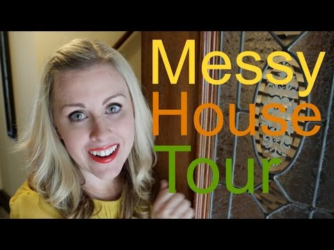 Messy House Tour! (HiNoon) #guest411momma