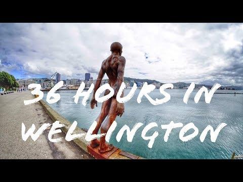 36 Hours in Wellington New Zealand
