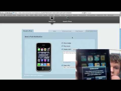 Review Of The Undercover Anti-Theft Application For The iPod Touch, iPhone, and iPad