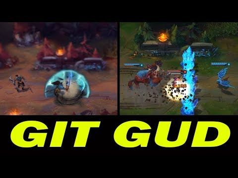 GIT GUD: YASUO | GIT GUD: TERRAIN - League of Legends