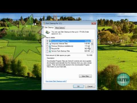 How to delete windows.old in windows 7 by Britec