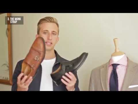 5 Mens Dress Shoes Every Man Should Own | The Best Shoes For Men
