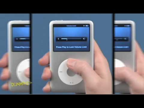How to Adjust the Volume on Your iPod Classic and iPod Nano For Dummies