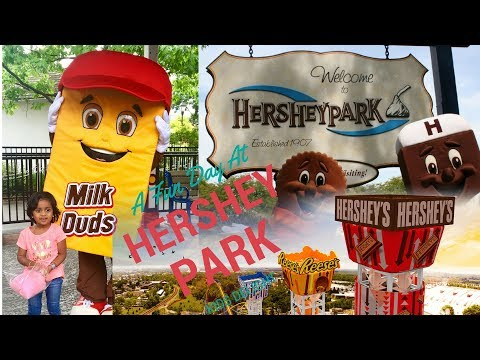 Hershey Park | Amusement Park | Rides for Kids | Pennsylvania | Theme Park | Fun Day