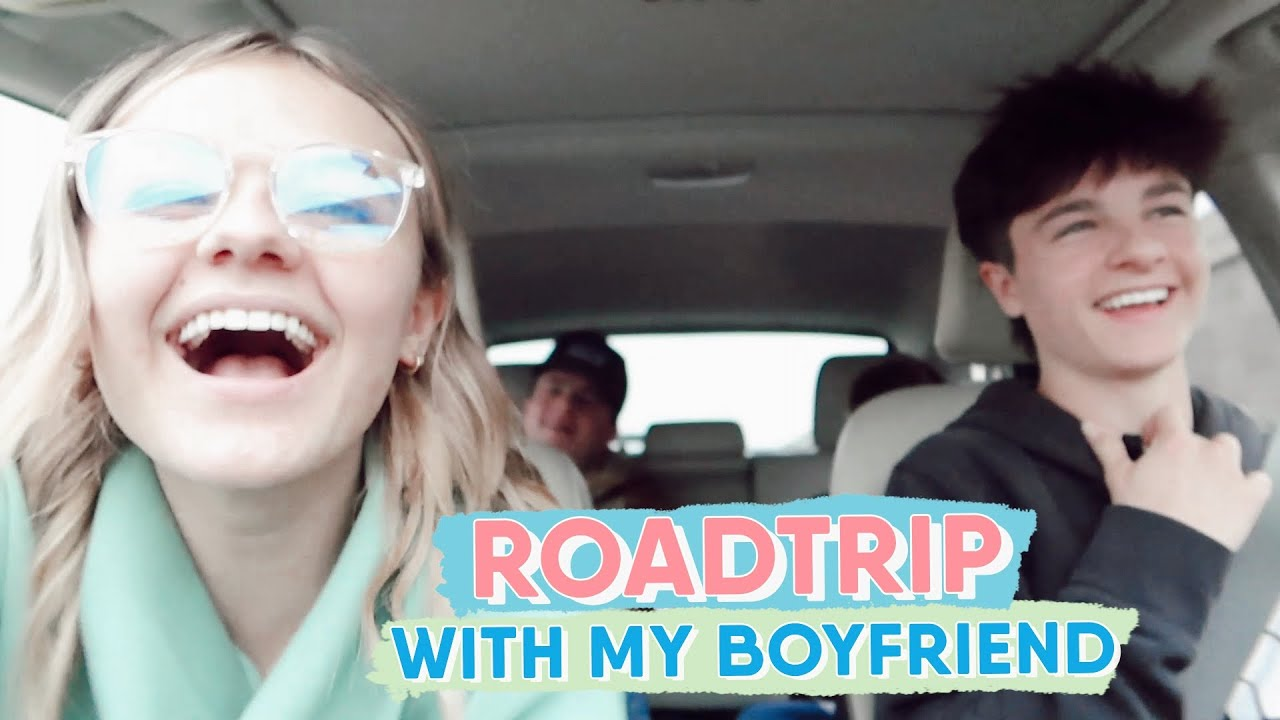 ROAD TRIP WITH MY BOYFRIEND || KESLEY JADE LEROY