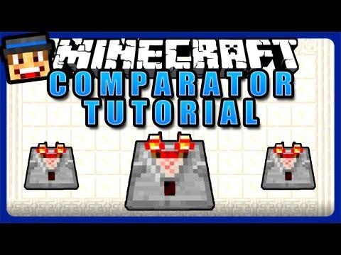 Minecraft Redstone Comparator Tutorial [DE] [HD]