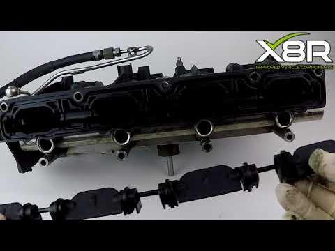 Audi VW 2.0 TFSI T FSI Inlet Intake Manifold Runner Flap Delete Repair Kit Plate Blanks Kit