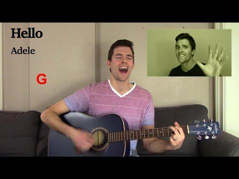 4 Chords, 37 Songs on Guitar