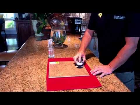 Safety Floor Demonstration