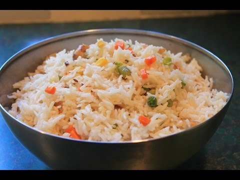 How to Make Vegetable Rice - A Quick and Easy Recipe