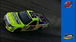Student becomes the teacher: Crafton wins on the dirt at Eldora