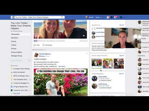 How To Organically Grow My Facebook Group (With Hot Leads)