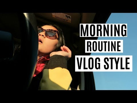 My REAL High School Morning Routine (grwm in 10 minutes) | virtuallykobe