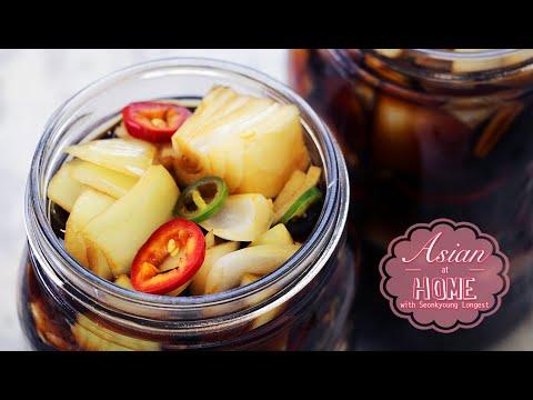 Yangpa Jangajji, Korean Pickled Onion Recipe