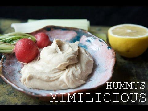 Bester Hummus - einfach & köstlich!!
