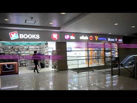 Where to buy kpop at Incheon Airport in Korea?
