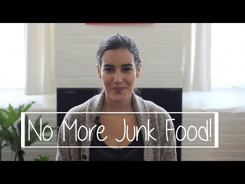 How I Stopped Eating Junk Food