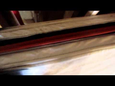 Heavy hot tub cover repair