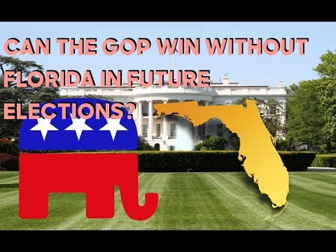 Is there a pathway to victory for the GOP without Florida?