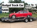 Ep.1 E36 Budget Track Car Build Buying another $400 BMW 325i