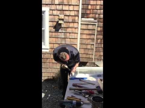 Hurd sash window glass replacement